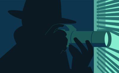 探偵が撮影する不貞の証拠